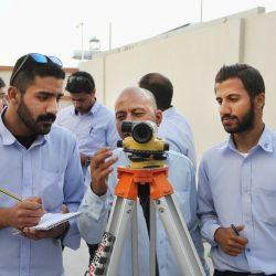 فعالية تدريبية للمهندسين المدنيين في الشركة